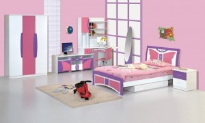 The Importance of Decorating a Colorful Kid's Room – Blue and Pink theme
