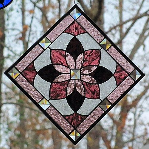 25 Modern Ideas To Use Stained Glass Designs For Home: Ideas To Add Art And Beauty To Your Place With The Stained