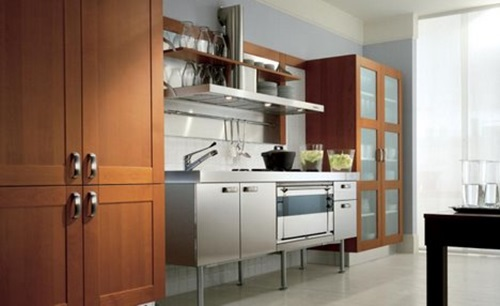 Useful Ideas to Design a Practical Industrial Indian Kitchen