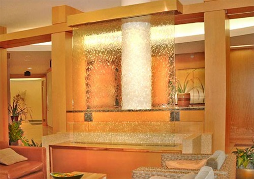 water fountains and waterfalls to decorate your home and office - Interior Wall Water Fountains