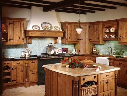 Wonderful French Kitchen Decorating Ideas