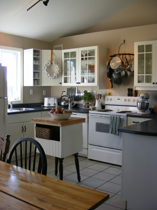 Your Your kitchen is small and you cant function well in it, here you will find the solution.