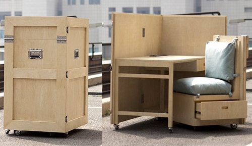 Amazing folding furniture designs to increase the for Furniture 4 your home