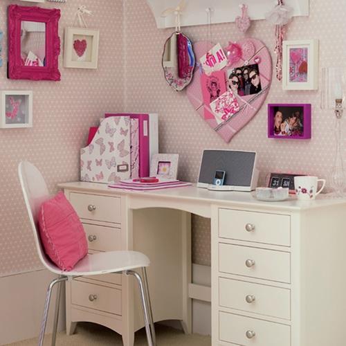Amazing Kids Study Desk Design Ideas