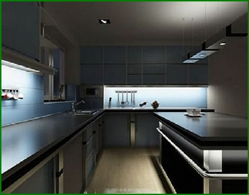 Amazing LED under Cabinet Designs and Benefits 12