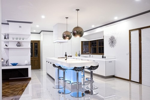 Amazing LED under Cabinet Designs and Benefits