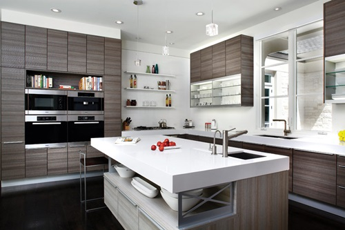 6 amazing modern kitchen design trends interior design for Amazing kitchen designs