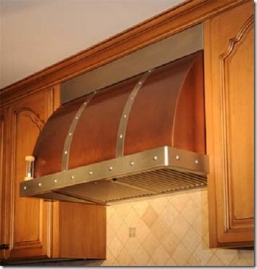 Amazing Modern Ventilation Hood Designs