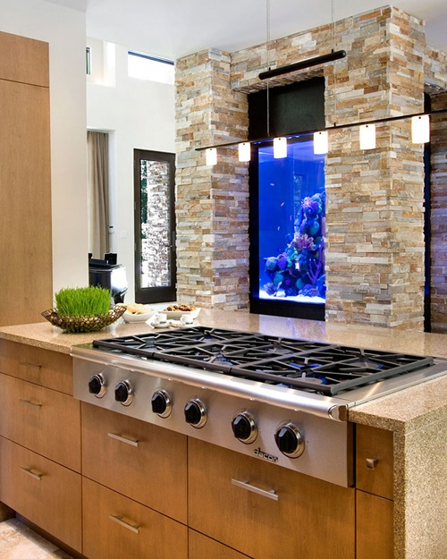 Amazing Stove Designs For Contemporary Kitchens Interior Design