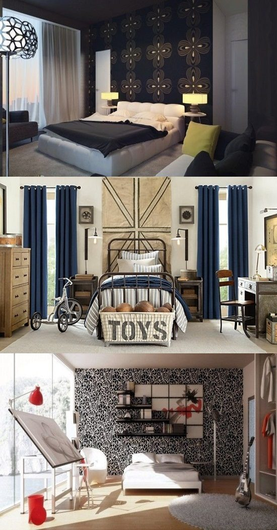 Attention Grabbing Bedroom Wall Decorating Ideas