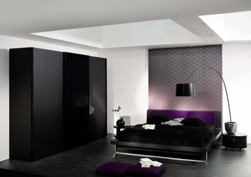 Attention Grapping Bedroom Wall Decorating Ideas