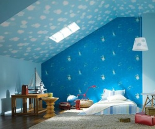 Interior Design Of Bedroom Images Wall Decor For Kids Bedroom Bedroom Ideas On A Budget Bedroom Colors For Males: Attention Grabbing Bedroom Wall Decorating Ideas