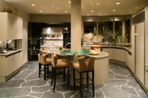 luxury kitchen modern estate home