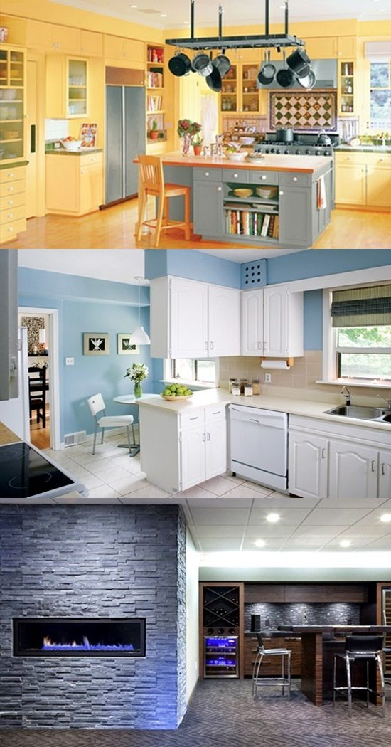Board kitchen design ideas for your modern small space for 4 space interior design