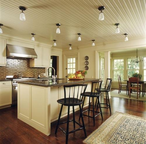 Breathtaking Modern Kitchen Lighting Options