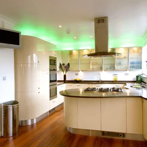 Kitchen Lighting Options: Breathtaking Modern Kitchen Lighting Options