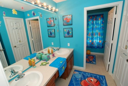 Breathtaking And Cool Blue Bathroom Design Ideas Interior Design
