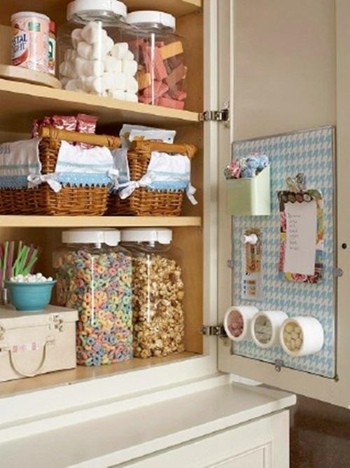 Brilliant Storage Ideas to Organize your Small Kitchen