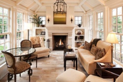 Chalet Living Room Amazing Design Ideas