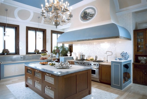 classic french kitchen design ideas on budget - French Kitchen Design Ideas