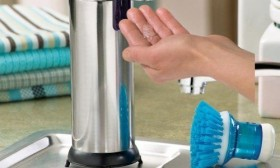 Cool Sensor Soap Dispensers for your Kitchen and Bathroom