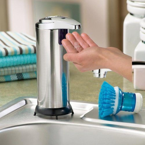 Cool Sensor Soap Pump for your Kitchen and Bathroom