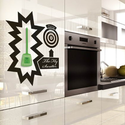 cool vinyl stickers to decorate your kitchen walls guide to decorating your room with wall stickers