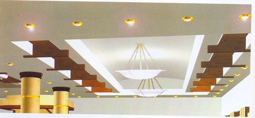 Creative Ceiling Architectural Design Ideas