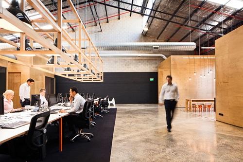 Creative Kitchen Office Design Ideas