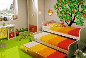 Creative Space-Saving Ideas for Small Kids' Bedrooms