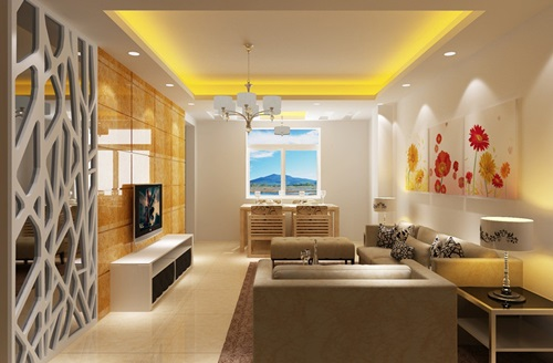 Elegant minimalist modern living room decorating ideas - Interior design tips living room ...