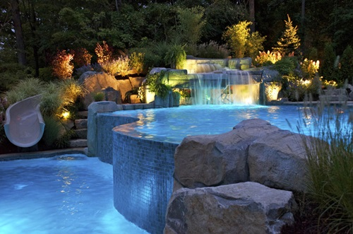 Fantastic Backyard Swimming Pool Design Ideas