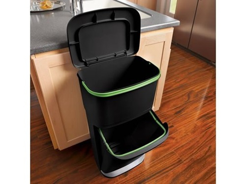 6 Functional Options Of Trash Cans For Your Kitchen - Interior Design