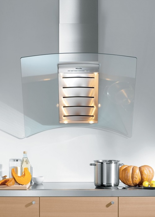 Functional and Amazing Cooking Hood Designs