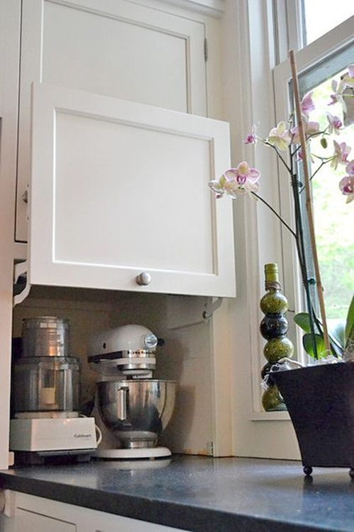 https www.hometourseries.com garage-storage-ideas-makeover-302 - How to Organize Your Kitchen s Electric Appliances
