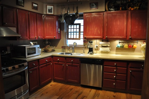 How to Paint your Kitchen Furniture