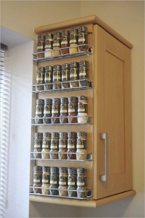 Interesting Spice Racks to Decorate your Kitchen ...
