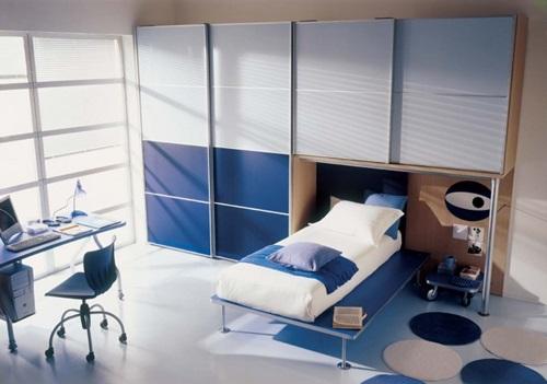 Kids Room Bed Unique Design Ideas