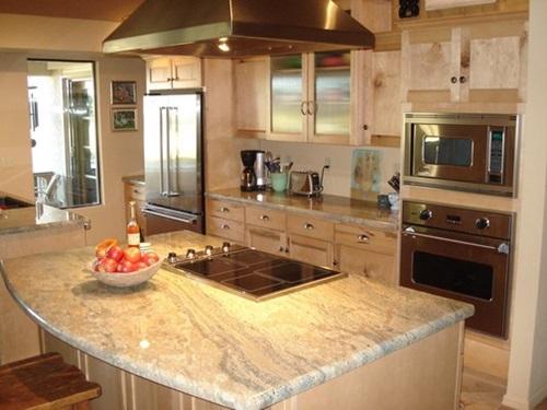 Kitchen Countertop Design Ideas