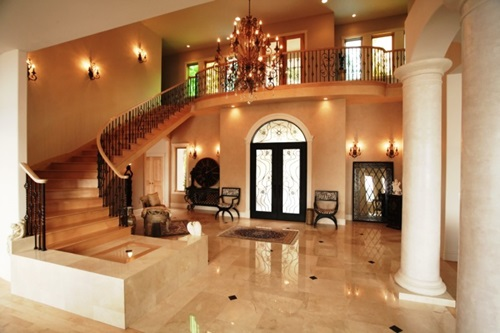 Luxurious Staircase Design Ideas