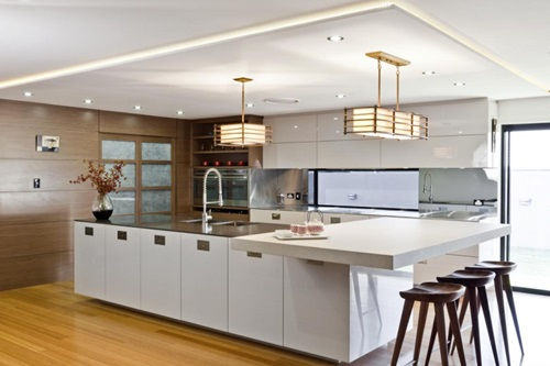 Marvelous Japanese Kitchen Designs