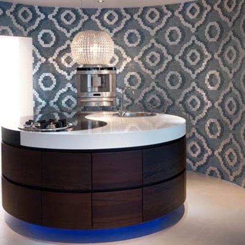 Modern Round Kitchen Island Interesting Ideas
