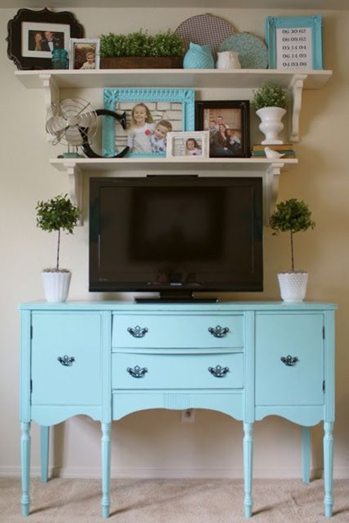 ... Practical TV Stand Design Ideas ...