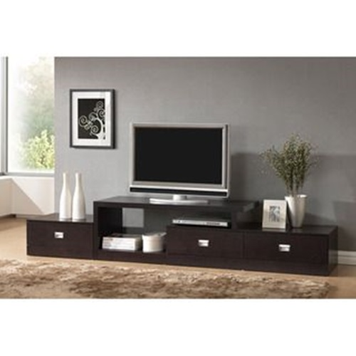 4 decorative tv stand design ideas interior design for Table tv design