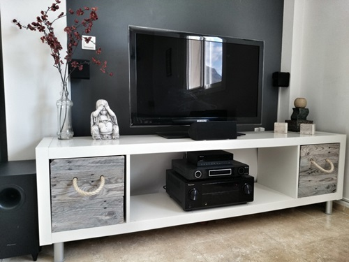 4 decorative tv stand design ideas interior design. Black Bedroom Furniture Sets. Home Design Ideas