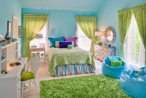 Single Teenager Boy Room Designing Ideas