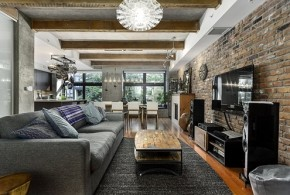 4 Designs of Luxurious and Stylish Stone Living Rooms
