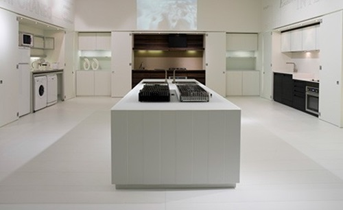 Stylish Modern Italian Kitchen Design Ideas