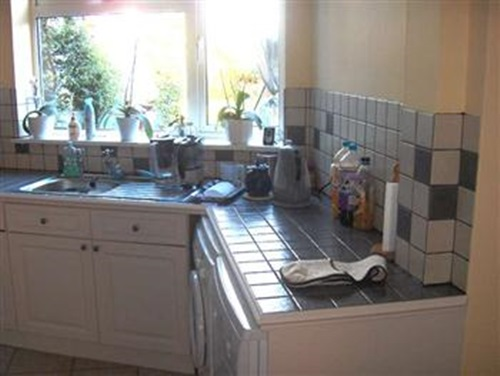Tiled Kitchen Worktop Disadvantages