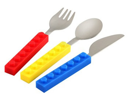 Toy Building Block Kitchen Design Ideas